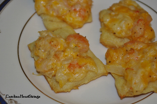 Shrimp Toast