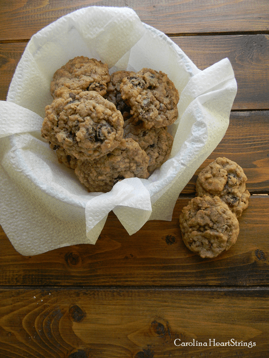 chocolate chip oatmeal raisin cookies eatfit oatmeal raisin chocolate ...