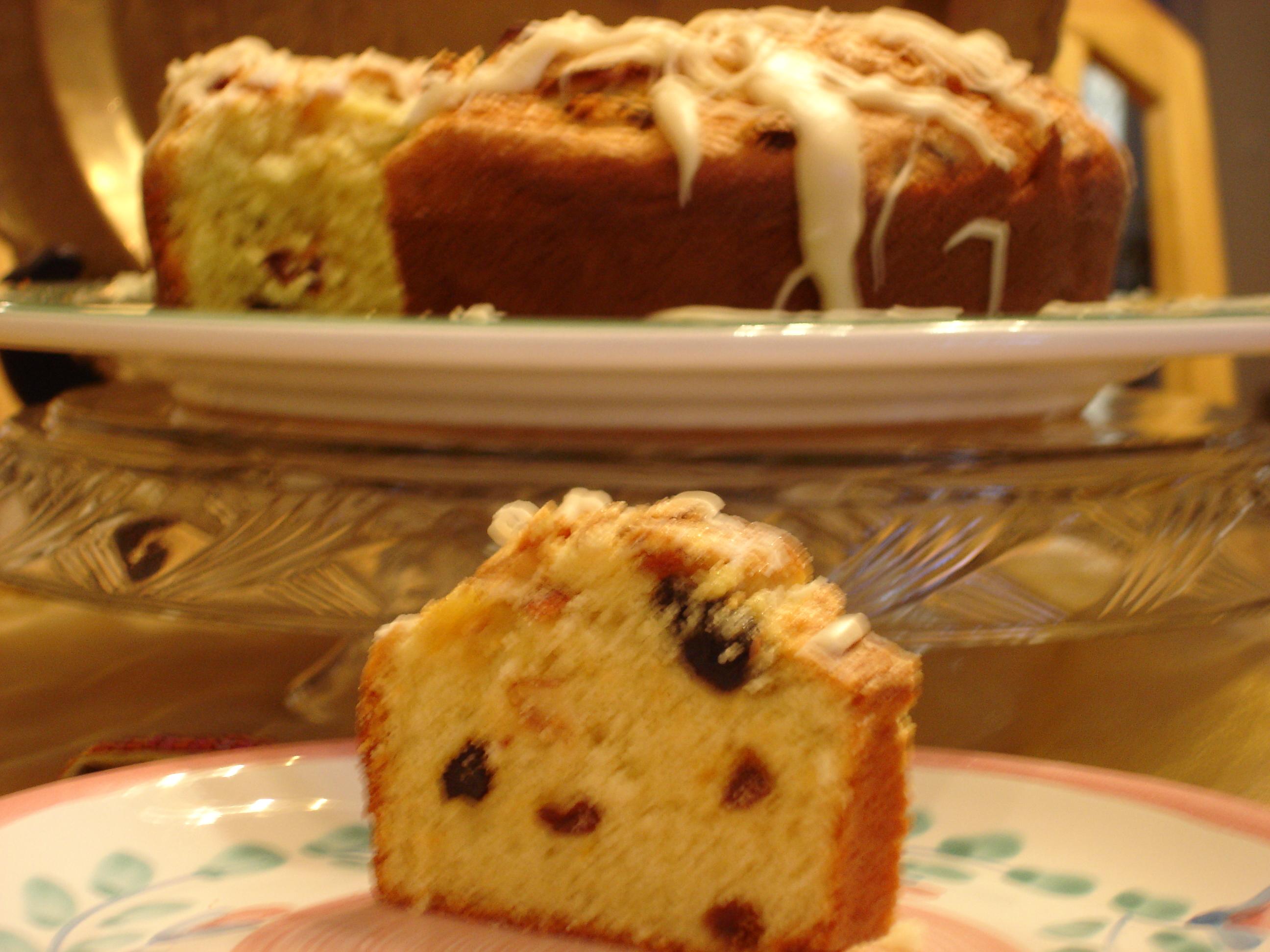 Ciambella Cake Recipe