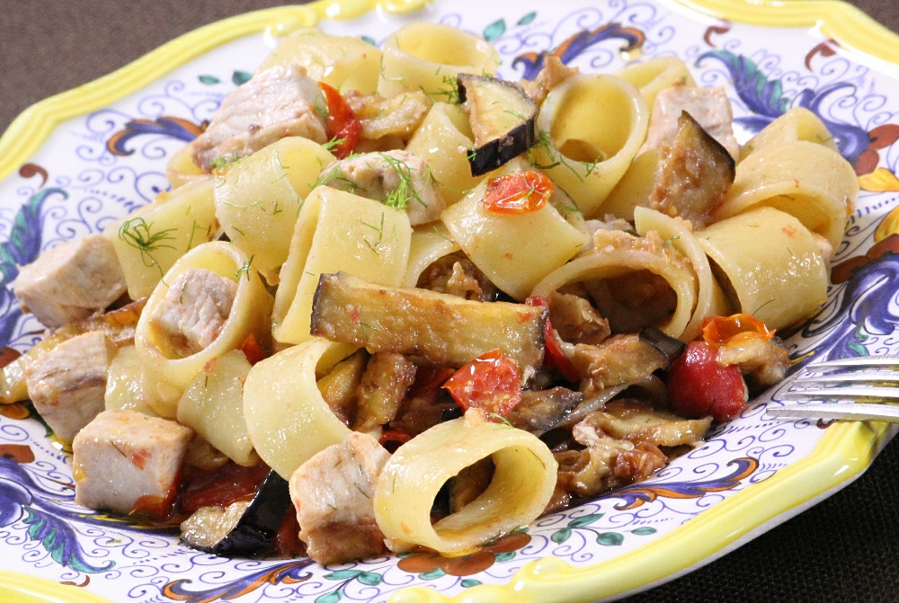 Calamari pasta recipe white wine