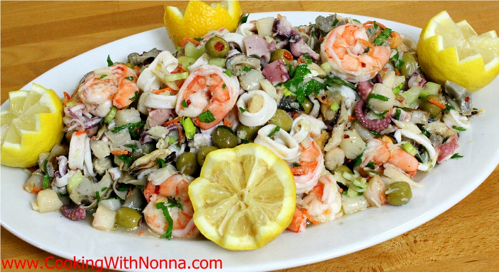 Seven fishes seafood salad for What are the seven fishes