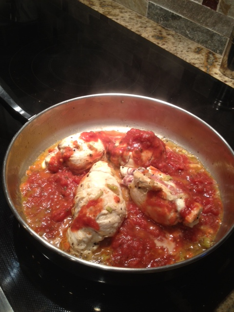 Chicken Involtini