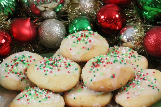 Ricotta cheese christmas cookie recipes