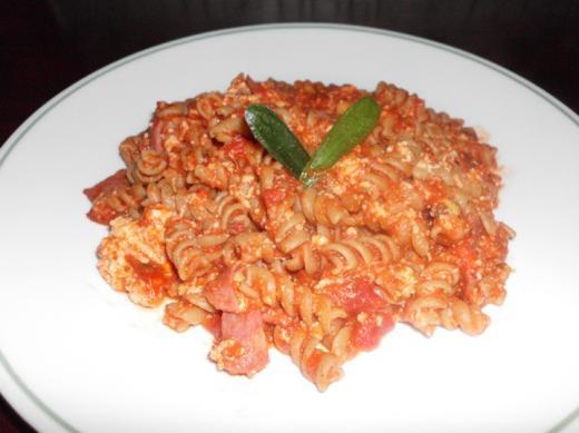 Recipe using ricotta cheese pasta
