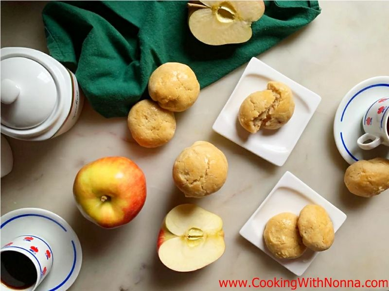 Nonna's Apple Filled Cookies
