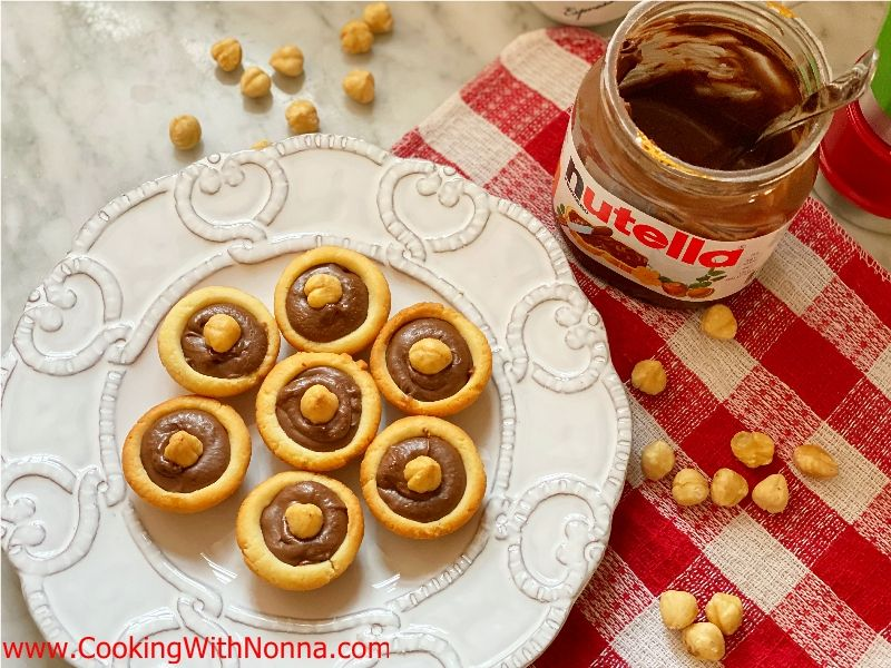 Nutella Cups