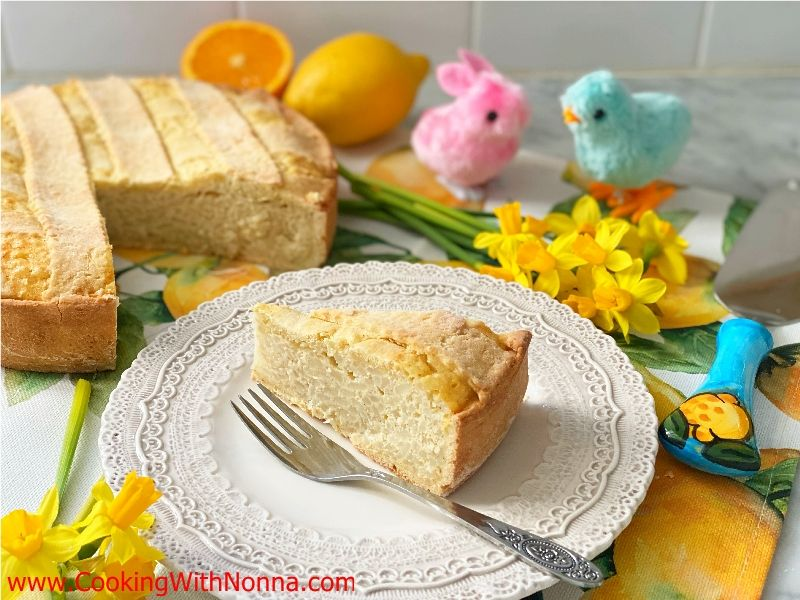Pastiera di Riso - Neapolitan Rice Pie