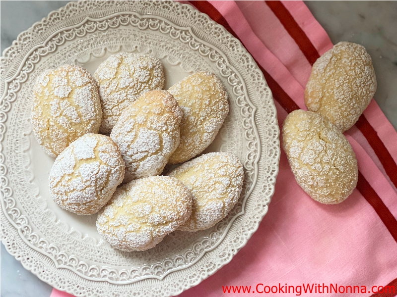 Nonna's Old Fashioned Dunking Cookies
