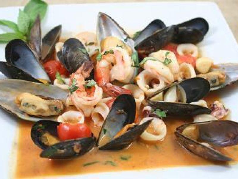 Zuppa di Pesce Marechiara