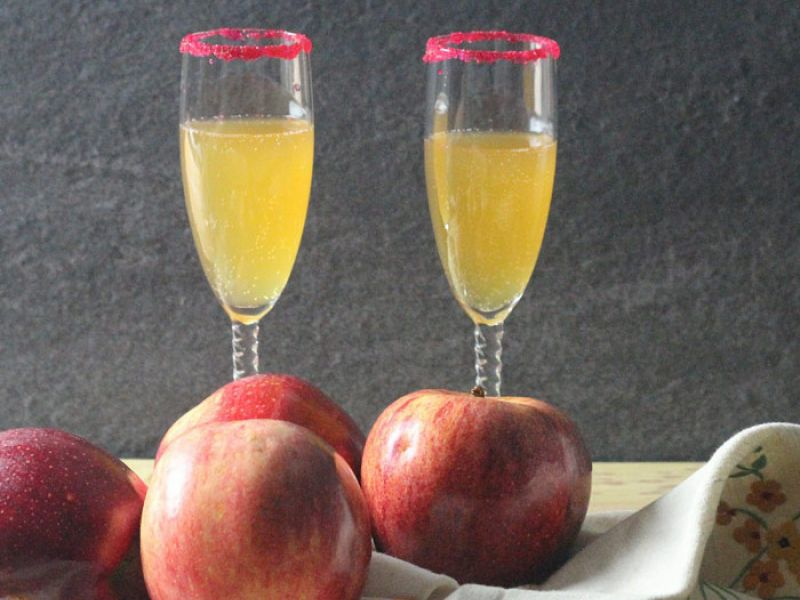 Apple Cider Spritz
