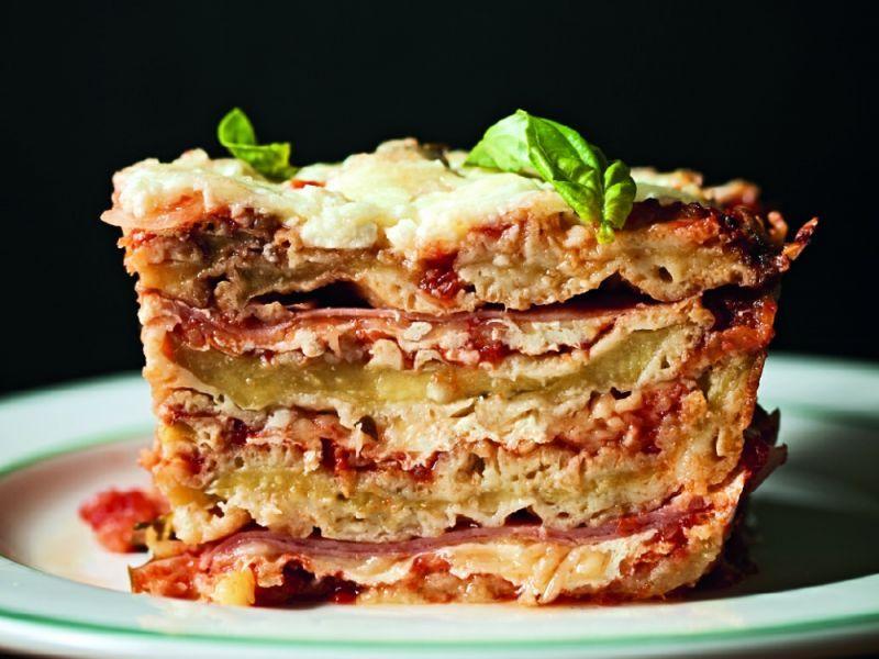 Eggplant Parmigiana Recipe Pugliese Style