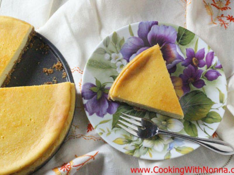 Nonna Dorotea's Cheesecake