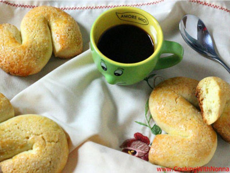 Italian S Cookies