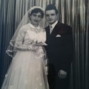 Nonna Margherita and my late Nonno Giovanni on their wedding day in Sicily.
