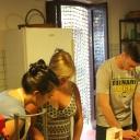 Puglia Tour 2015 - Orecchiette Class