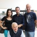 Puglia 2014 - Visit at Di Gesu` Bakery