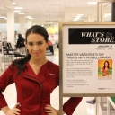 Valentine Event at Bloomingdale's