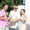 Sorrento Tour 2015 - Pizza Party