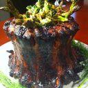 Easter Pork Rib Roast