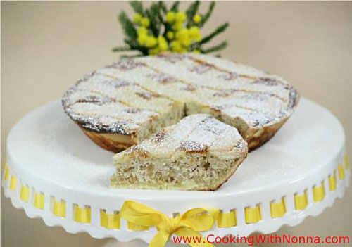 Pastiera - Easter Wheat Pie