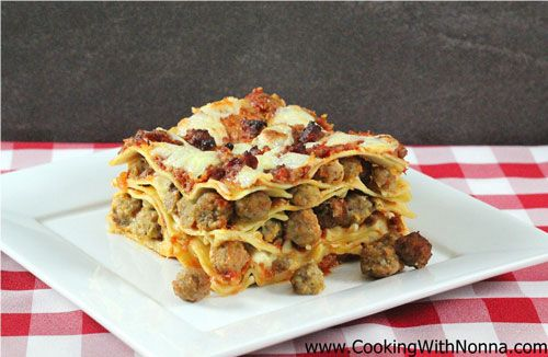 Lasagne Lasagna Recipes