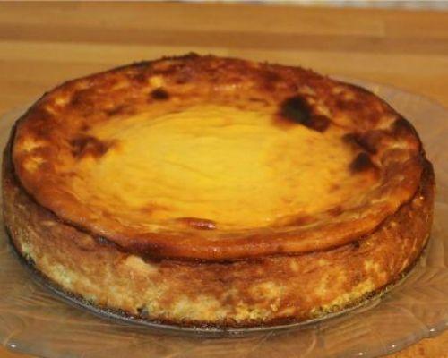 Nonna's Ricotta Pumpkin Cake
