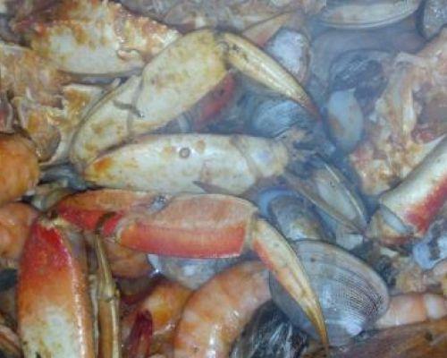 Nonna Assunta Gaia's Crab Cioppino