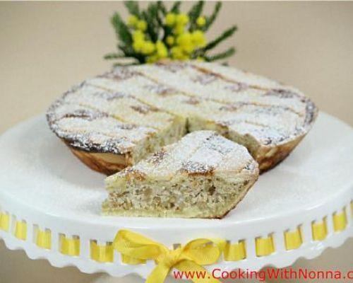 Pastiera Napoletana - Pastiera di Grano - Easter Wheat Pie
