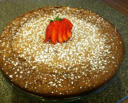 Ann's Amaretti Cake