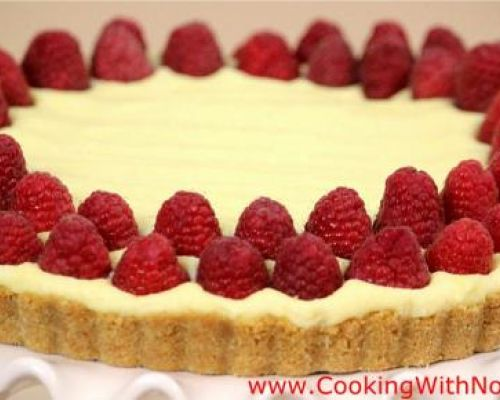 No-Bake Lemon Mascarpone Tart