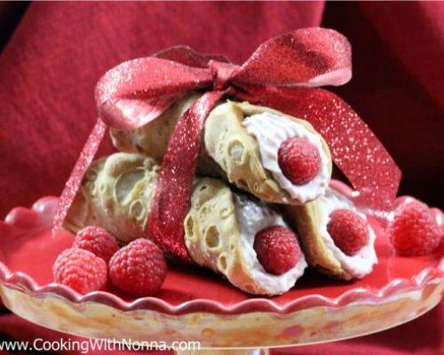 Cannoli for Valentine
