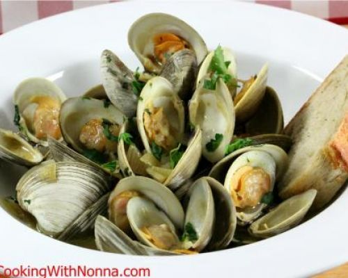 Zuppa di Clams