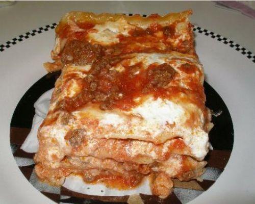 Mama Rosa's Lasagna