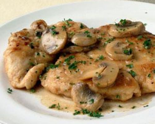 Chicken Marsala for a Special Occasion