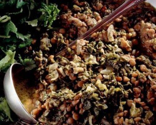 Lentils all'Italiana