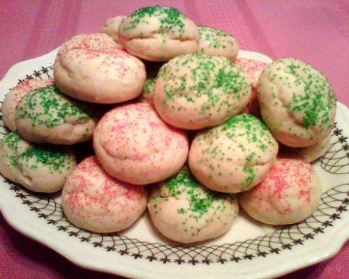 Anginetti - Italian Easter Cookies