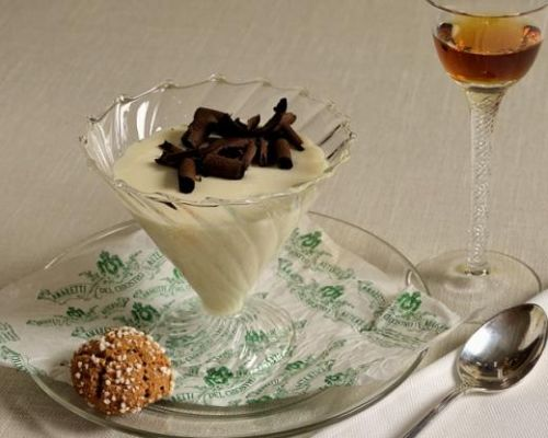 Panna Cotta all'Amaretto