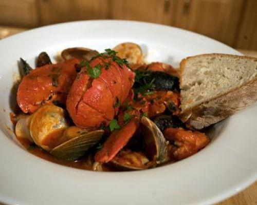 Fish Soup - Brodetto di Pesce