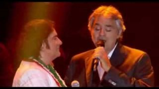 Più su - Sei Zero 2010 - Renato Zero feat Andrea Bocelli
