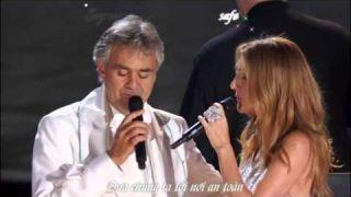 Céline Dion & Andrea Bocelli - The Prayer (Vietsub)