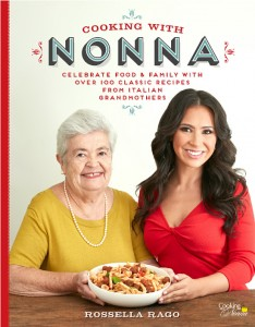 The Cooking with Nonna Cookbook - Autographed