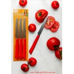 Nonna Knives - Red