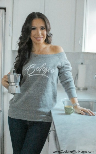 Bellezza Fleece Sweatshirt